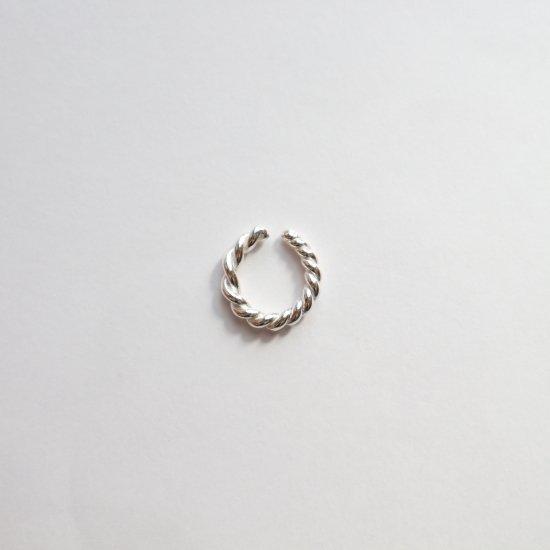 【Silver925】Twist ear cuff