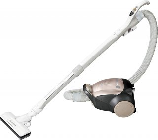 パナソニック 紙パック式掃除機 シャンパンゴールド MC-PK20G-N 4549980205341