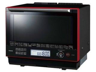 東芝 過熱水蒸気オーブンレンジ 石窯ドーム 30L グランレッド ER-TD3000-R 4580565710164
