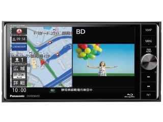 パナソニック CN-RX06WD ストラーダ ブルーレイ搭載 無料地図更新 フルセグ/VICS WIDE/SD/CD/DVD/USB/Bluetooth 7V型ワイド 4549980263860