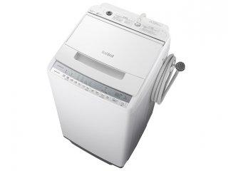 日立 BW-V70F W 全自動洗濯機 ビートウォッシュ (洗濯7kg) ホワイト 4549873114187