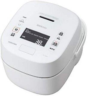 東芝 真空圧力IH RC-10VXP(W) [ホワイト] 4904530412097 【2-3営業日】