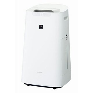 シャープ 空気清浄機 KI-N75YX-W [ホワイト系] 4974019164236 【2-3営業日】
