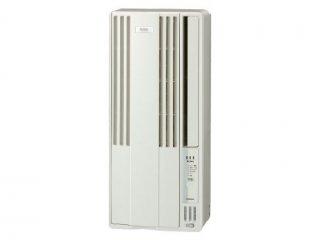 コロナ 冷房専用ウインドエアコン FAシリーズ 1.8kW シティホワイト ReLaLa CW-FA1821(W) 4906128360230 【2-3営業日】