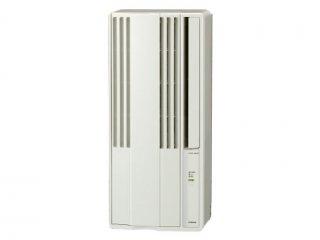コロナ 冷房専用ウインドエアコン FAシリーズ 1.8kW シティホワイト ReLaLa CW-FA1821(W) 4906128360032 【2-3営業日】