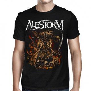 ALESTORM Here to Drink Beer, Tシャツ
