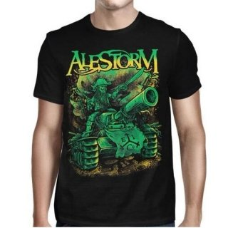 ALESTORM Trenches or Mead, Tシャツ