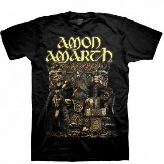 AMON AMARTH Thor Oden's Son, Tシャツ