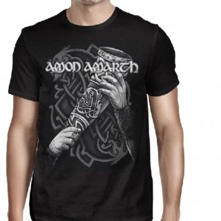 AMON AMARTH Raise Your Horns, Tシャツ