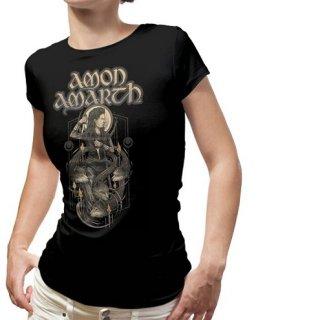 AMON AMARTH Dream, レディースTシャツ