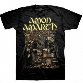AMON AMARTH Thor Odens Son, Tシャツ