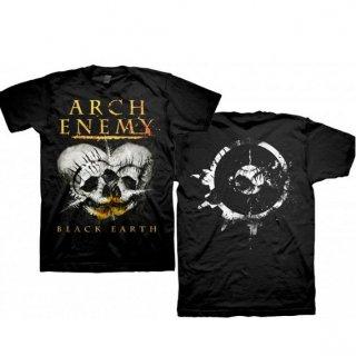 ARCH ENEMY Black Earth, Tシャツ