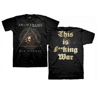 ARCH ENEMY War Eternal, Tシャツ
