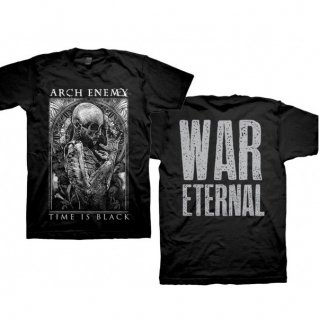 ARCH ENEMY Time is Black, Tシャツ