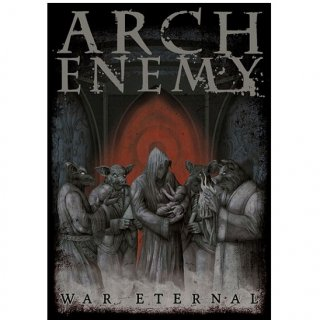 ARCH ENEMY War Eternal, 布製ポスター