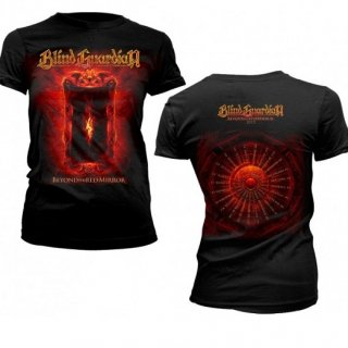 BLIND GUARDIAN Beyond the Red Mirror 2015 Tour Dates, レディースTシャツ