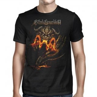 BLIND GUARDIAN Fire Dragon Shadows, Tシャツ