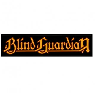 BLIND GUARDIAN Logo, パッチ