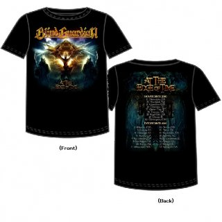 BLIND GUARDIAN Edge of Time Tour Dates, Tシャツ