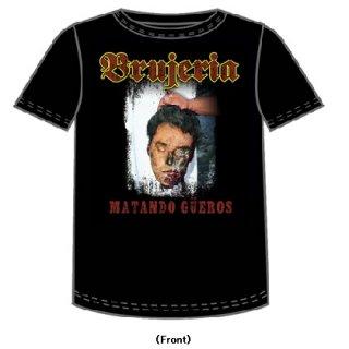 BRUJERIA Matando Gueros, Tシャツ