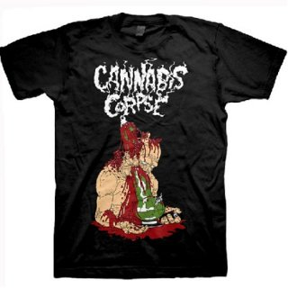 CANNABIS CORPSE Deathbong, Tシャツ