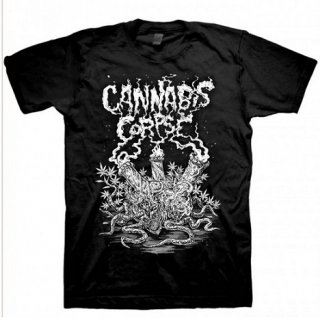 CANNABIS CORPSE Weedless Ones, Tシャツ