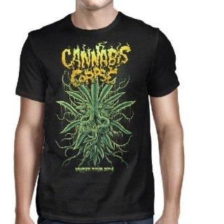 CANNABIS CORPSE Cthulhu, Tシャツ