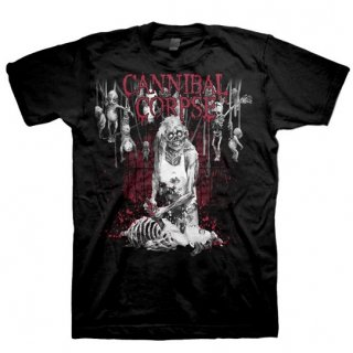 CANNIBAL CORPSE Butcher, Tシャツ