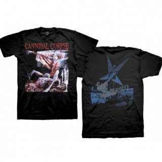 CANNIBAL CORPSE Tomb of the Mutilated, Tシャツ