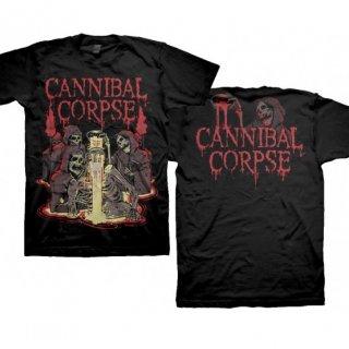 CANNIBAL CORPSE Acid, Tシャツ