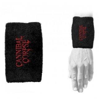 CANNIBAL CORPSE Logo, リストバンド