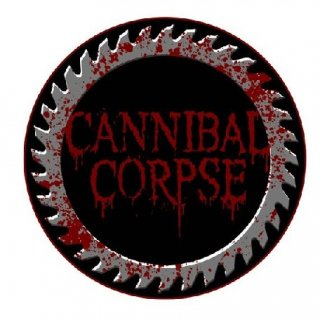 CANNIBAL CORPSE Saw Blade, パッチ