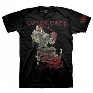 CANNIBAL CORPSE Rabid, Tシャツ