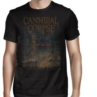 CANNIBAL CORPSE Skeletal Summer Tour 2016, Tシャツ