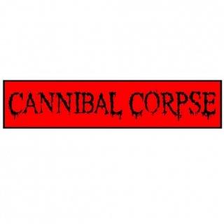 CANNIBAL CORPSE Logo, パッチ