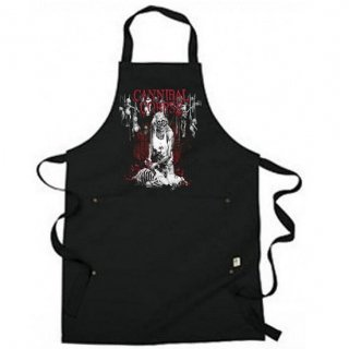 CANNIBAL CORPSE Butchered, エプロン