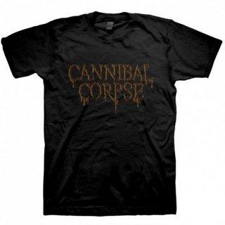 CANNIBAL CORPSE Logo 2015 Winter 2015, Tシャツ