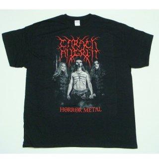 CARACH ANGREN Horror Metal Lifeless Flesh, Tシャツ