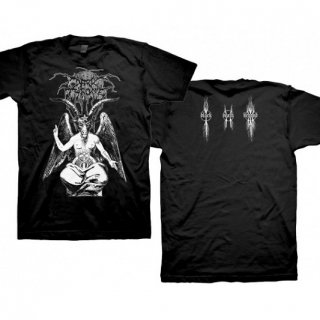 DARK THRONE Baphomet, Tシャツ