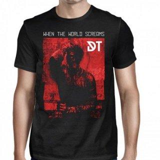 DARK TRANQUILLITY World Screams I am Panic, Tシャツ