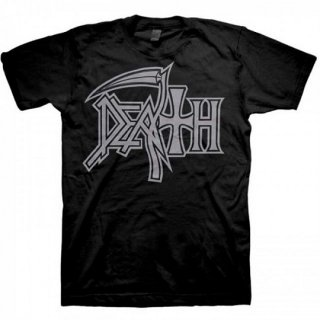 DEATH Silver Logo, Tシャツ