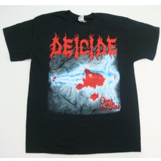 DEICIDE Once Upon The Cross Cover, Tシャツ