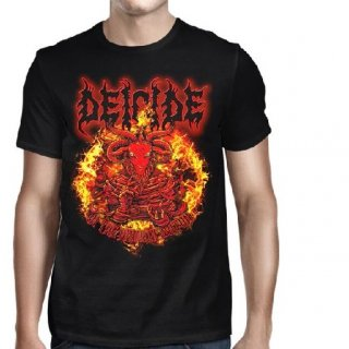 DEICIDE Name of Satan Date Back, Tシャツ