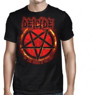 DEICIDE Pentagram, Tシャツ