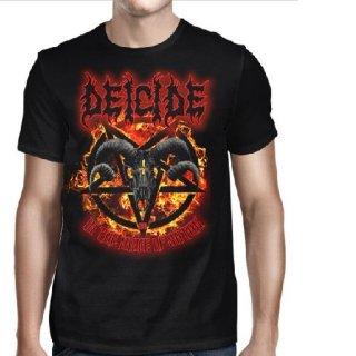 DEICIDE Skullgoat, Tシャツ