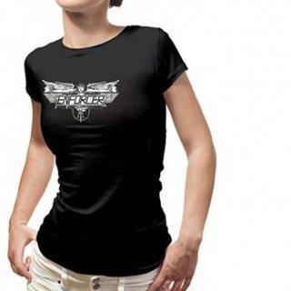 ENFORCER Logo, レディースTシャツ