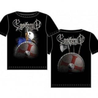 ENSIFERUM Viking with Shield, Tシャツ