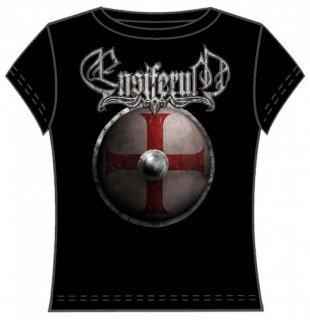 ENSIFERUM Shield, レディースTシャツ