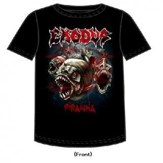 EXODUS Piranha, Tシャツ