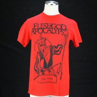 FLESHGOD APOCALYPSE The Fool Red, Tシャツ